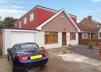 Thumbnail 4 bed detached bungalow for sale in Hall Drive, North Cornelly