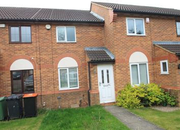 Thumbnail 2 bed terraced house to rent in Cromer Way, Luton