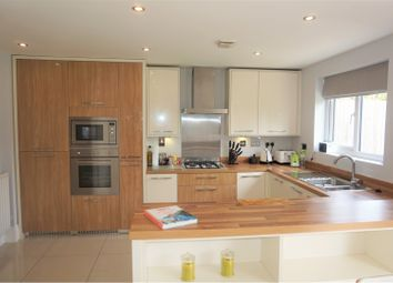 4 bed detached house for sale in Fox Field, Northop CH7