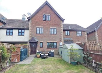 Thumbnail 2 bed town house for sale in Top Road, Rattlesden, Bury St Edmunds