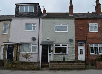 Thumbnail 2 bed terraced house for sale in Station Road, Kippax