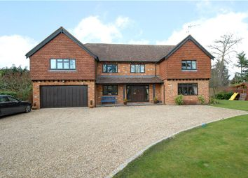 Thumbnail 5 bed detached house to rent in Mill Lane, Hurley, Berkshire