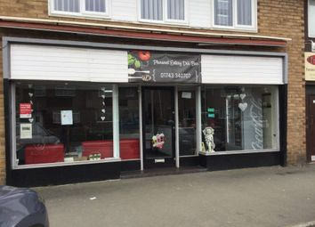 Thumbnail Restaurant/cafe for sale in 12 Mount Pleasant Road, Shrewsbury