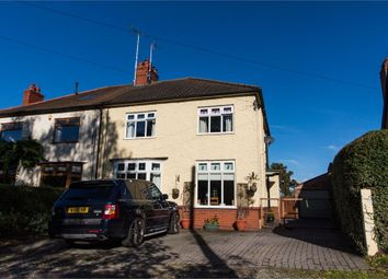 Thumbnail 4 bed semi-detached house for sale in Grosvenor Road, Tarvin, Chester, Cheshire