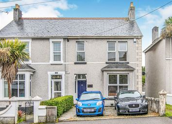 Thumbnail 3 bed semi-detached house for sale in Alexandra Road, St. Austell