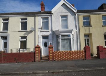 Thumbnail 3 bed terraced house for sale in Swansea Rd, Llanelli