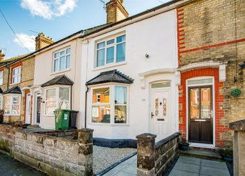 2 bed terraced house for sale in Campbell Road, Maidstone, Kent ME15