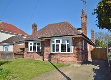 Thumbnail 4 bed detached bungalow for sale in Boley Drive, Clacton-On-Sea