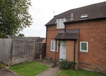 Thumbnail 1 bedroom end terrace house for sale in Lichfield Close, Lower Earley, Reading, Berkshire