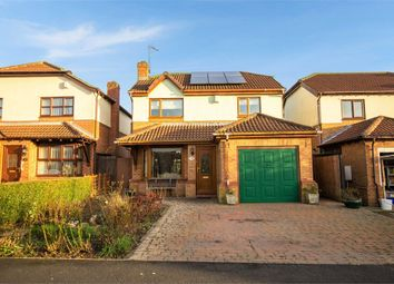 Thumbnail 3 bed detached house for sale in St Bedes Avenue, Fishburn, Stockton-On-Tees, Durham