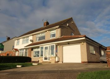 Thumbnail 3 bed semi-detached house for sale in Romsey Road, Stockton-On-Tees