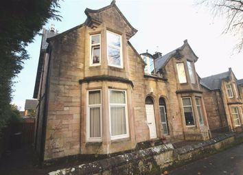Thumbnail 3 bed semi-detached house for sale in South Street, Greenock