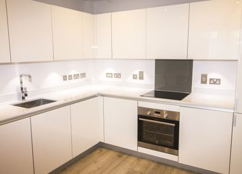 Thumbnail 1 bed flat to rent in Coombe House, Knapp Road, Bow