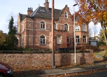 Thumbnail 1 bed flat to rent in Rectory Rd, Crumpsall