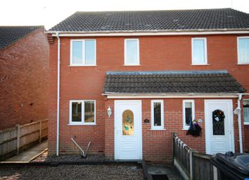 Thumbnail 3 bed semi-detached house to rent in Colville Road, Lowestoft, Suffolk