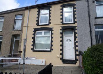 Thumbnail 2 bed terraced house to rent in Brynogwy Terrace, Nantymoel, Bridgend, Bridgend.