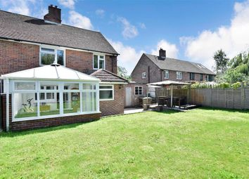 Thumbnail 3 bedroom semi-detached house for sale in Willett Close, Duncton, West Sussex