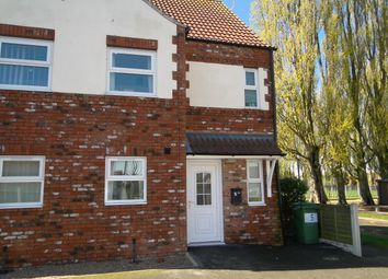 Thumbnail 3 bed town house to rent in Birchfield Road, Epworth