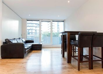 Thumbnail 1 bed flat to rent in Howard Building, Chelsea Bridge Wharf, London