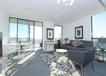Thumbnail 1 bed flat for sale in Dollar Bay Place, London