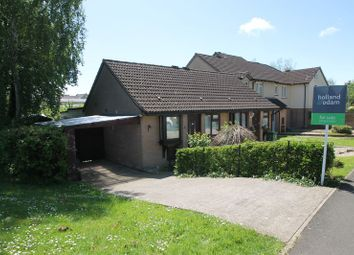 Thumbnail 1 bed semi-detached bungalow for sale in Sheldon Drive, Wells