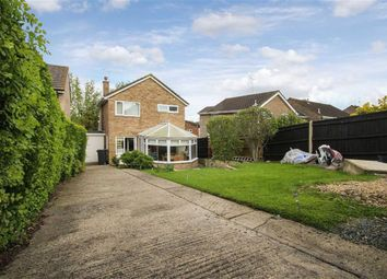 Thumbnail 3 bed detached house for sale in Blackstone Avenue, Swindon, Wiltshire