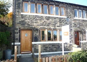 Thumbnail 2 bed cottage for sale in Scar Top, Golcar, Huddersfield