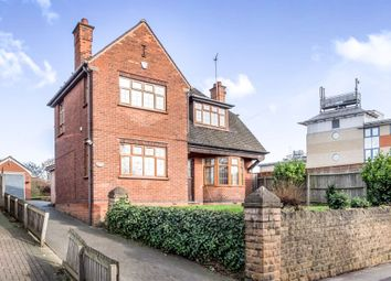 Thumbnail 3 bed detached house for sale in Newcastle Terrace, Nuthall Road, Aspley, Nottingham