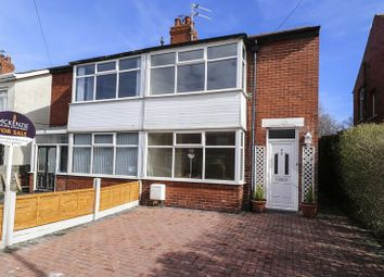 Thumbnail Semi-detached house for sale in Toronto Avenue, Blackpool