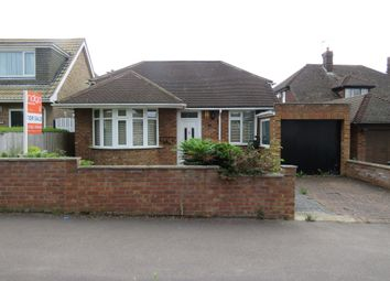 Thumbnail 2 bed detached bungalow for sale in Vincent Road, Luton