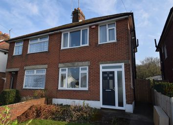 Thumbnail 3 bed semi-detached house for sale in Old Park Avenue, Canterbury