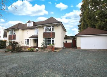Kanes Hill, Southampton SO19. 4 bed detached house for sale