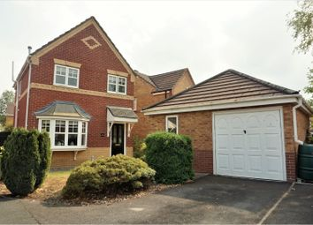 Thumbnail 3 bed detached house for sale in Tennyson Close, Northwich