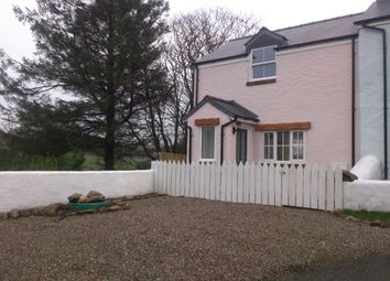 Thumbnail 2 bed cottage to rent in Llanrhian, Haverfordwest