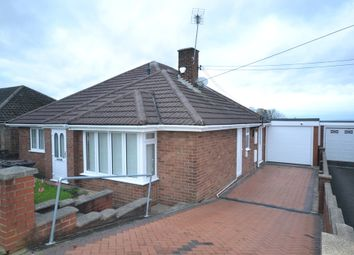 Thumbnail 3 bed detached bungalow for sale in Derby Road, Talke, Stoke-On-Trent