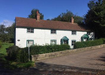 Thumbnail 3 bed detached house for sale in Bank Cottage, The Nookin, Husthwaite, York
