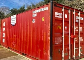 Thumbnail Light industrial to let in Container, Station Yard, Thame