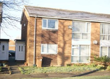 Thumbnail 2 bedroom flat for sale in Bosworth, Highfields, Killingworth
