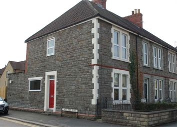 Thumbnail 3 bedroom end terrace house for sale in North Street, Downend, Bristol