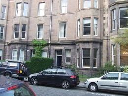 Thumbnail 3 bed flat to rent in Perth Street, Edinburgh
