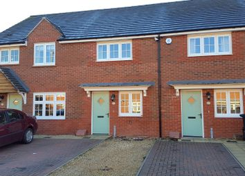 Thumbnail 2 bedroom terraced house for sale in Gala Drive, Stourport-On-Severn