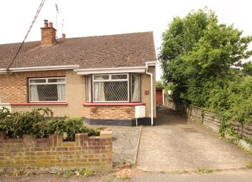 Thumbnail 3 bed semi-detached house for sale in Daws Heath Road, Benfleet