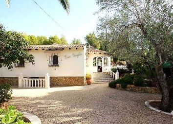 Thumbnail 3 bed chalet for sale in Altea, Alicante, Spain