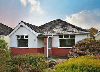 Thumbnail 3 bed bungalow for sale in Oakfield Road, Oakfield, Cwmbran