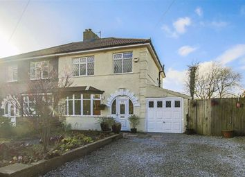 Thumbnail 3 bed semi-detached house for sale in Brownhill Road, Brownhill, Lancashire