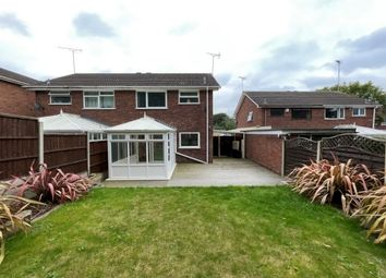 Thumbnail 3 bed property to rent in Herondale, Cannock