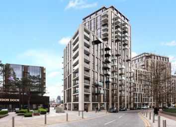 1 bed flat to rent in Admiralty House, London Dock, 150 Vaughan Way, London E1W