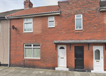 Thumbnail 3 bed terraced house to rent in Stirling Street, Hartlepool