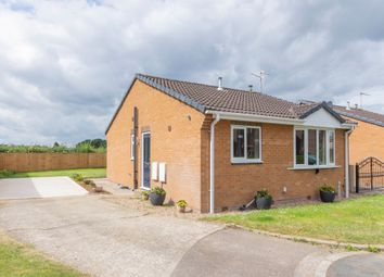 2 bed detached bungalow for sale in Pasture Close, Armthorpe, Doncaster DN3