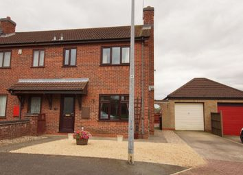 Thumbnail 3 bed semi-detached house for sale in Harrys Dream, Broughton, Brigg